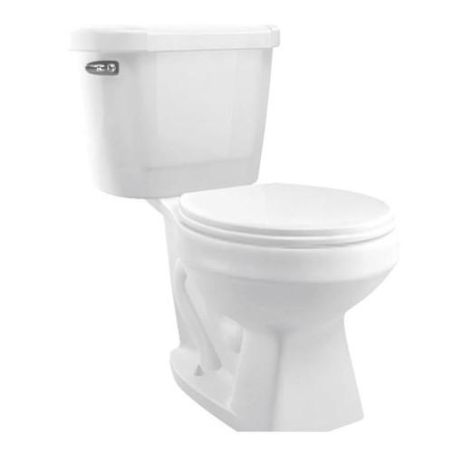 Cato Cato Terra ADA White Elongated Toilet-To-Go