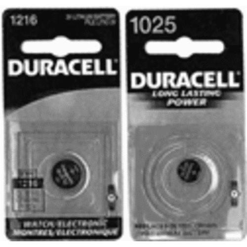 P & G/ Duracell 3V Lithium Watch Battery