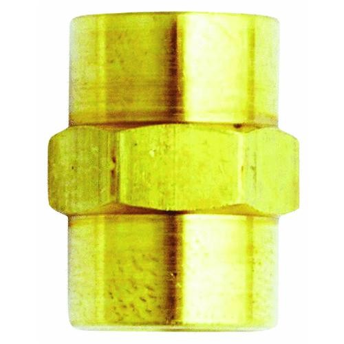 MILTON INDUSTRIES Brass Hex Fitting