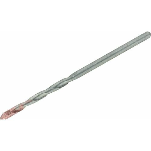 Milwaukee Accessory Milwaukee 3-Flat Secure-Grip Masonry Drill Bit