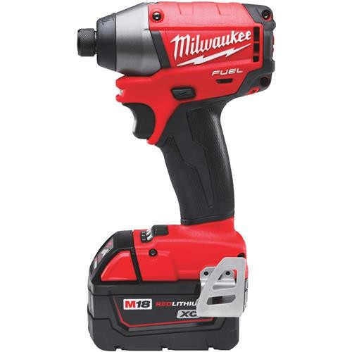 Milwaukee Elec.Tool Milwaukee M18 FUEL Brushless XC Lithium-Ion Cordless Impact Driver Kit