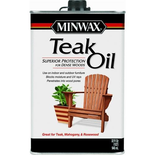 Minwax Minwax Helmsman Teak Oil Finish