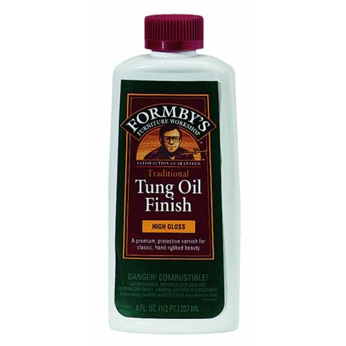Minwax Formby's Tung Oil Finish