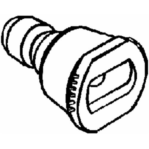 MI-T-M Corp Detergent Nozzle