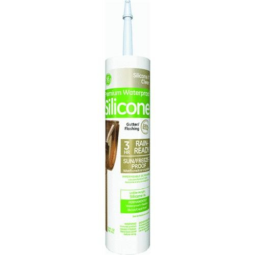 Momentive Performance GE Silicone II Gutter Sealant