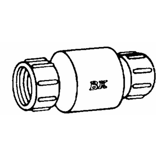 Mueller/B & K PVC Check Valves, Threaded
