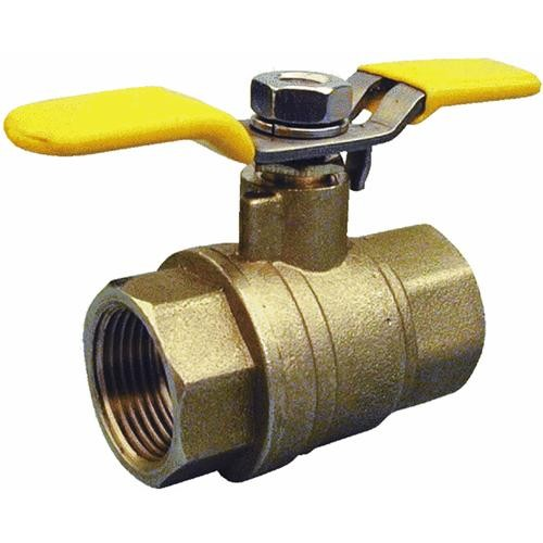 Mueller/B & K Low Lead Brass Full Port Pex Packing Gland Ball Valve