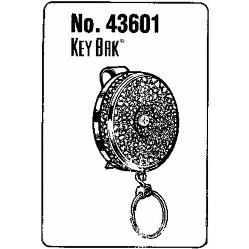 Lucky Line Key Bak Retractable Key Chain