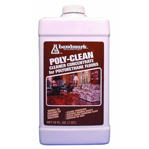 Wax Floor Cleaner: Lundmark Wax Poly-Clean Floor Cleaner