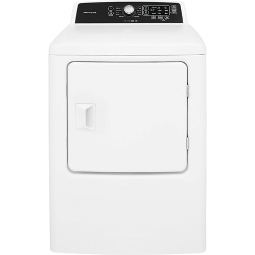 Frigidaire Electric Dryer, FFRE4120SW, White