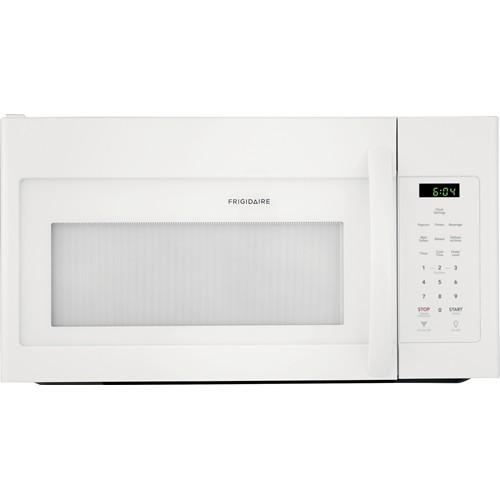 Frigidaire Microwave 1.6 C/F, Over-The-Range, FFMV1645TW, White
