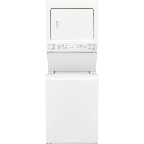 Frigidaire Electric Washer/Dryer High Efficiency Laundry Center, FFLE3900UW, White