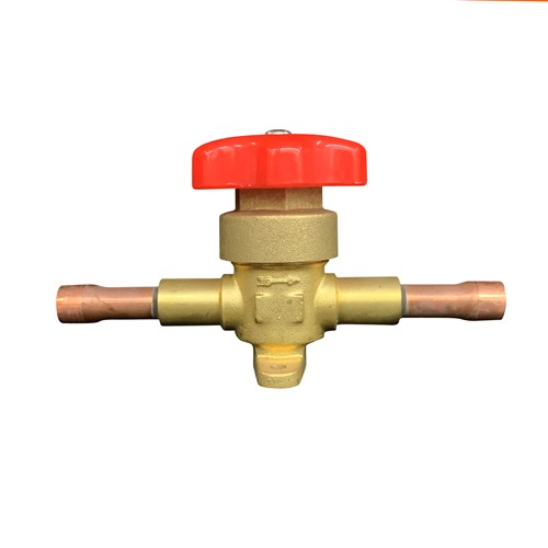 AllTek Manual Shut-Off Valves Copper Pipe - Solder