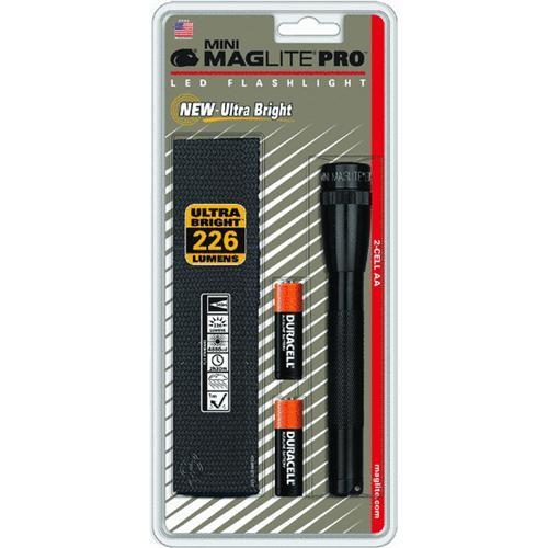 Mag Instrument Mini Maglite Pro LED Flashlight