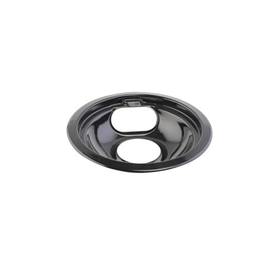 AllTek Whirlpool Black Porcelain 6