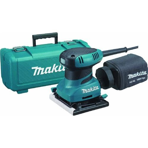 Makita Finishing Sander With Case