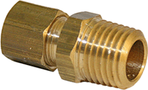 Premier Brass Compression Adapters5/8