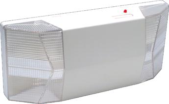 Lithonia Lighting Low Profile Emergency Light