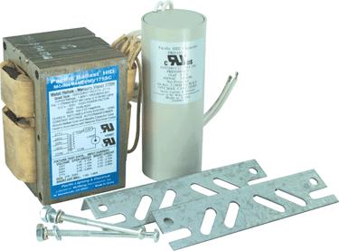 Howard Industries Multi-Tap Voltage HID Ballast Kit 175W Quad Ballast Kit