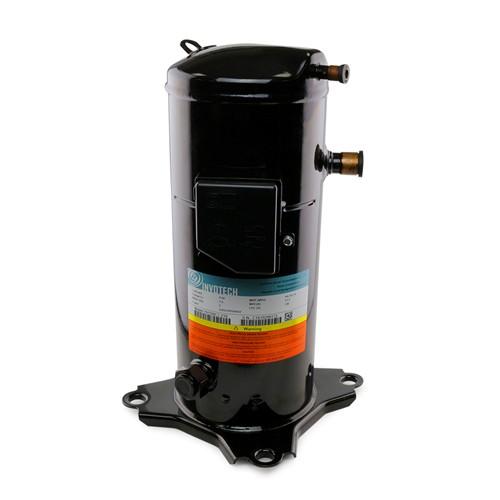 InvoTech Scroll Compressor R410A 208-230v/1ph/60hz
