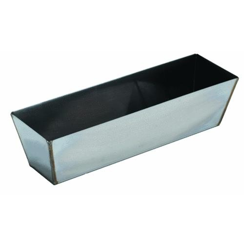 Marshalltown Trowel Marshalltown Heavy-Gauge Stainless Steel Mud Pan