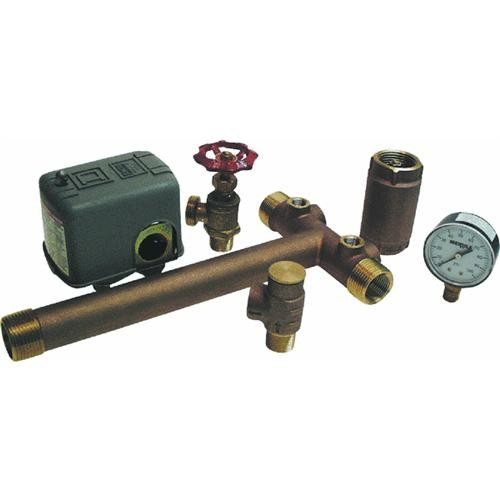 Flint Walling/Star Low Lead Fittings Package