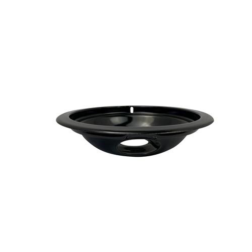 AllTek Drip Pan Universal - Black Porcelain