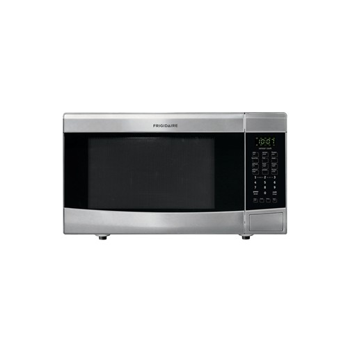Frigidaire 1.6 Cu Ft Counter Top /Built in Microware ,1100 Watts, Two Stage Cooking, FFMO1611LS, Stainless Steel
