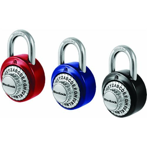 Master Lock Alpha 3-Digit Combination Padlock