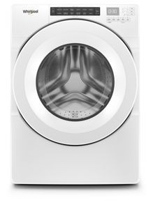 Whirlpool Top Load Washer 4.3 C/F Capacity, 14 Cycles, Energy Star, WFW560CHW, White