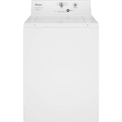 Whirlpool Commercial Washer 2.9 C/F, Non Coin Operated,  CAE2795FQ, White