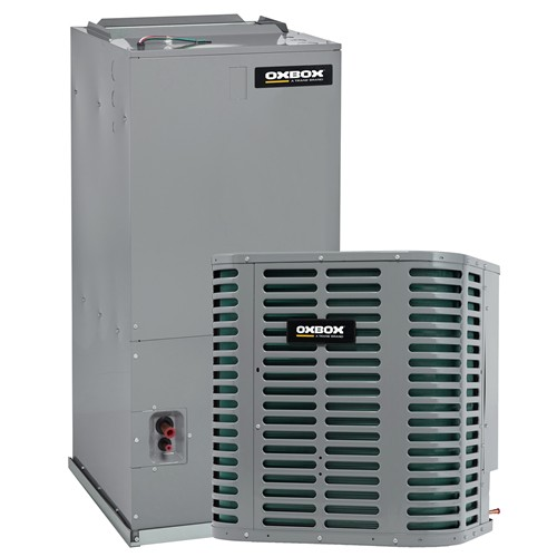 OXBOX Complete Split AC System with Multi AHU