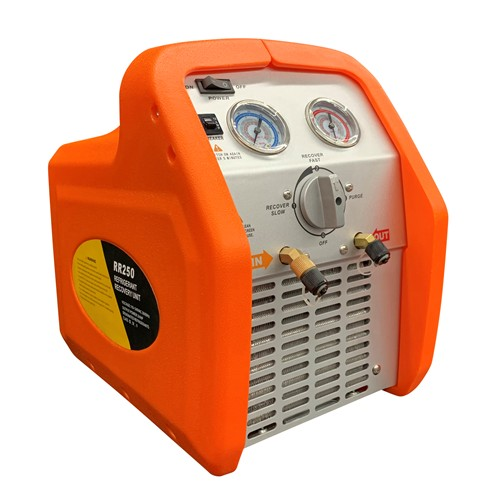 AllTek RECOVERY UNIT 3/4HP100-240V/50-60HZ,R22,R134A,R410,With oil separation
