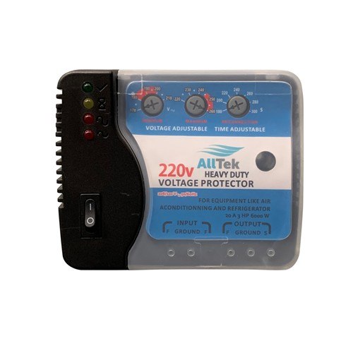 AllTek 220V Voltage Protector