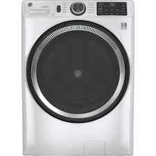 General Electric Front Load Washer 4.5 C/F, 10 Cycles, Energy Star, 10 Cycles, GFW430SSMWW, White