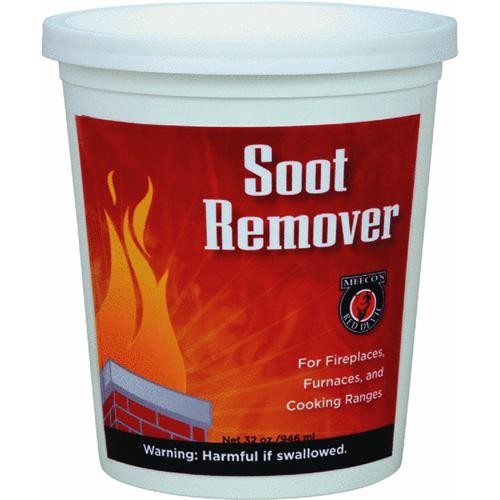 Meeco Mfg. Co. Inc. Meeco's Red Devil Powdered Soot Remover