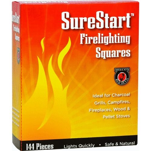 Meeco Mfg. Co. Inc. Fire Starter Squares