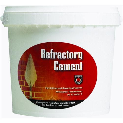Meeco Mfg. Co. Inc. Refractory Cement