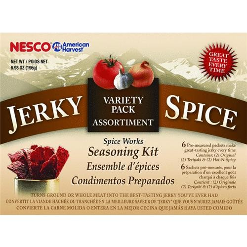 Metal Ware Nesco Jerky Spice Seasoning