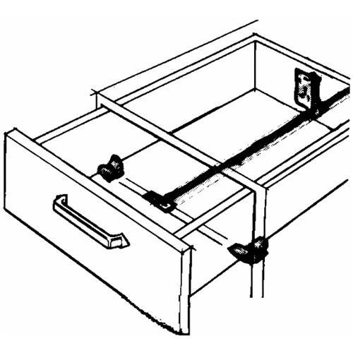 Knape & Vogt Extension Drawer Slide