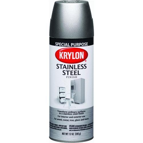 Krylon/Consumer Div Krylon Stainless Steel Finish Spray Paint