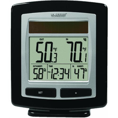 Lacrosse Technology La Crosse Solar-Powered Wireless Weather Station