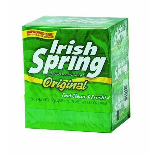 LagasseSweet Irish Spring Bath Bar Soap