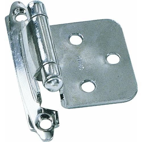 Laurey  Co. Self-Closing Overlay Hinge