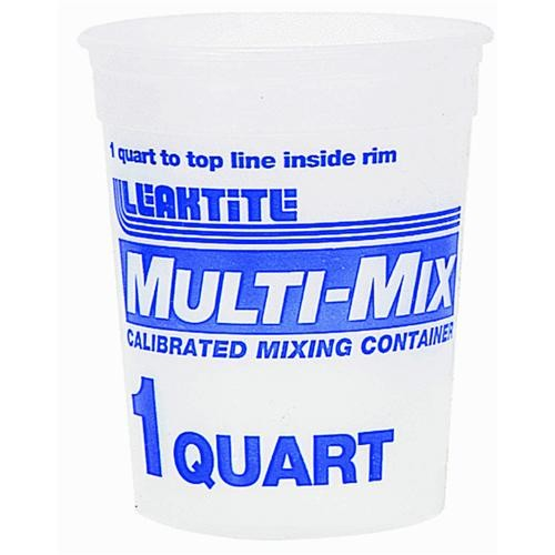Leaktite Corp. Mixing And Storage Container