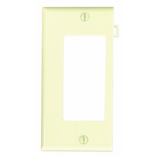 Leviton Sectional Decorator Wall Plate End Panel