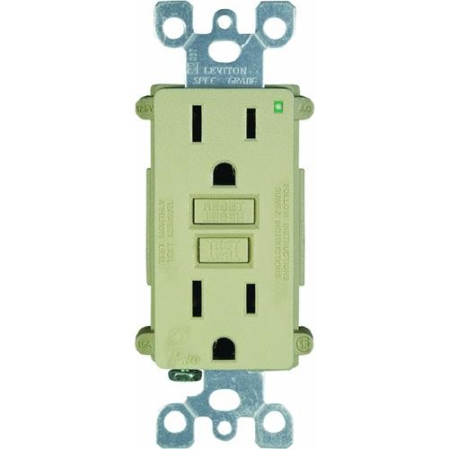 Leviton GFCI Outlet 3-Pack