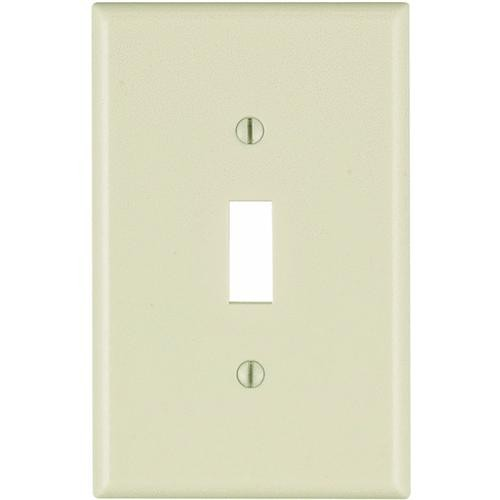 Leviton Single Mid-Way Switch Wall Plate