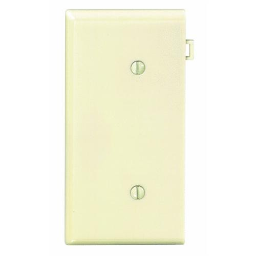 Leviton Sectional Blank Wall Plate End Panel
