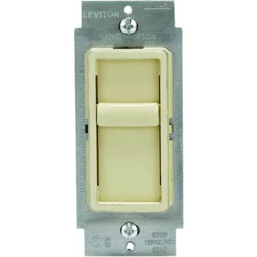 Leviton Single Pole Slide Dimmer Switch
